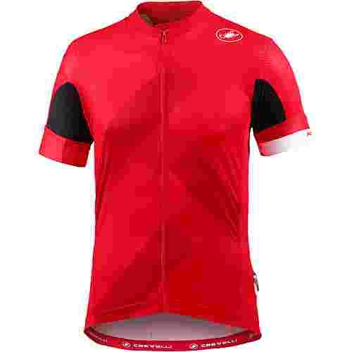castelli Free AR Fahrradtrikot Herren red