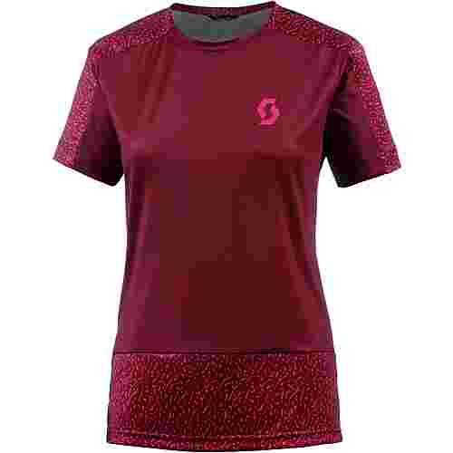 SCOTT Trail 20 Funktionsshirt Damen tibetan red
