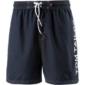 TOM TAILOR Dale Badeshorts Herren blue nights