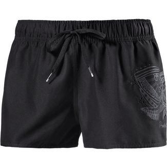 Protest Evidence Badeshorts Damen true black
