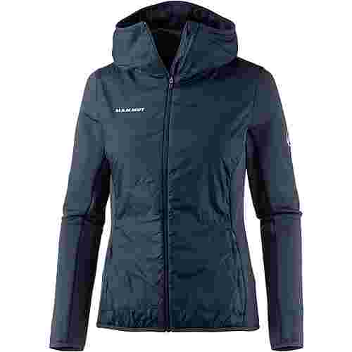 Mammut Aenergy IN Hybrid Fleecejacke Damen marine