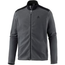 Odlo Le Tour Fleecejacke Herren graphite grey-black