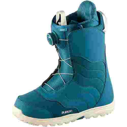 Burton MINT BOA Snowboard Boots Damen BLUE