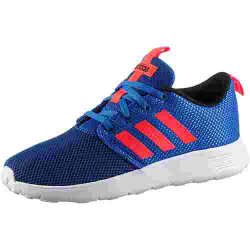 adidas Swifty Sneaker Kinder blue-solred-cblack