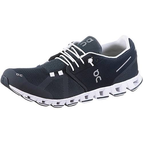 ON Cloud Laufschuhe Herren navy-white