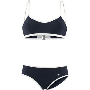 Marc O'Polo Bikini Set Damen blau