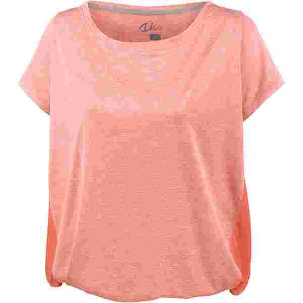 unifit Oversize Shirt Damen koralle
