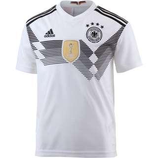 adidas DFB WM 2018 Heim Trikot Kinder white/black