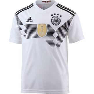adidas DFB WM 2018 Heim Fußballtrikot Kinder white/black