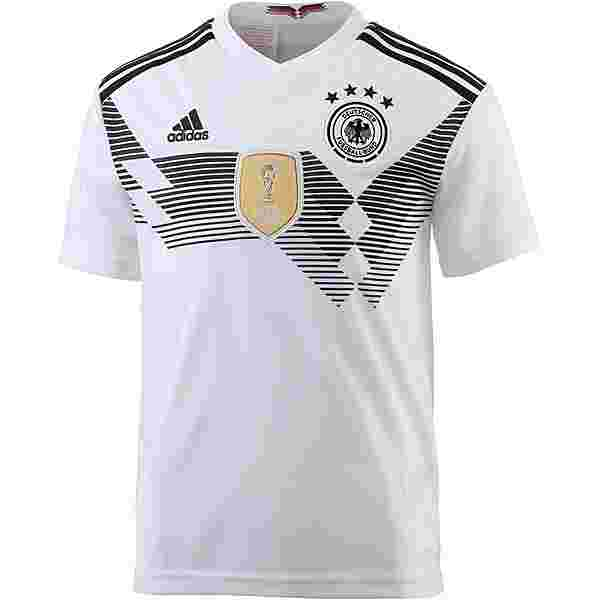 adidas DFB WM 2018 Heim Trikot Kinder white/black