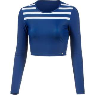 Maui Wowie Surf Shirt Damen blau