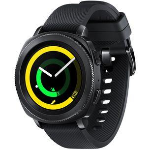 Samsung Gear Sport Smartwatch schwarz