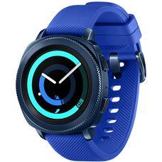Samsung Gear Sport Smartwatch blau