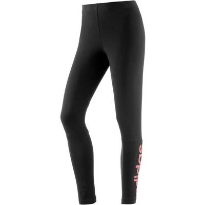 adidas Essential Tights Damen black-tactile rose f17