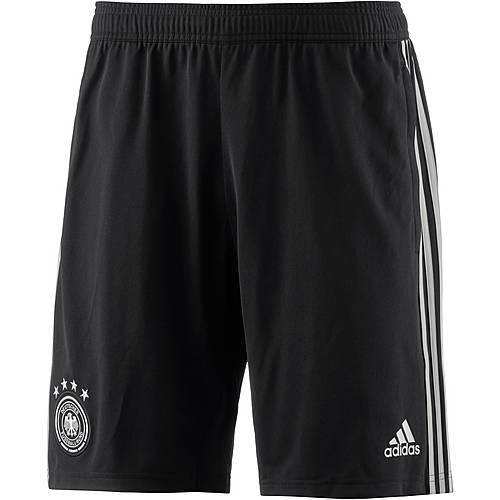 adidas DFB WM 2018 Fußballshorts Herren black/greytwo/white