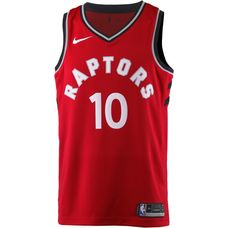Nike DEMAR DEROZAN TORONTO RAPTORS Basketball Trikot Herren UNIVERSITY RED/BLACK
