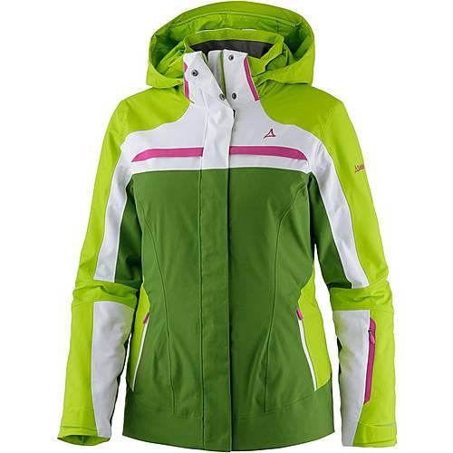 Schöffel Obergurgl Skijacke Damen grün