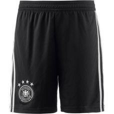 adidas DFB WM 2018 Heim Fußballshorts Kinder black/white