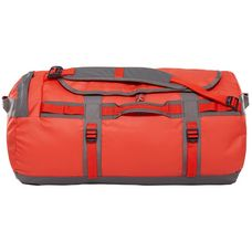 The North Face Base Camp Duffel Reisetasche acrylic orange-falcon brown