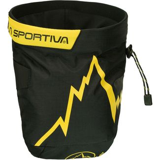 La Sportiva Laspo Chalkbag black