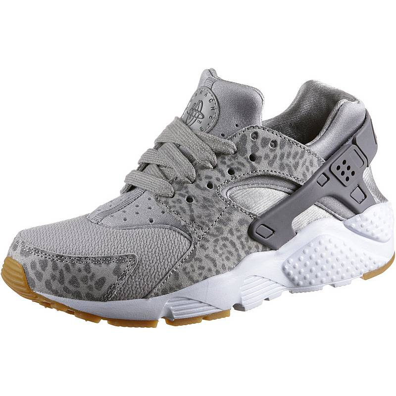 san francisco f5da0 5f019 Nike Huarache Run Sneaker Kinder grey-gunsmoke-gum