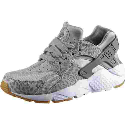 Nike Huarache Run Sneaker Kinder grey-gunsmoke-gum