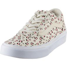 Vans Maddie Sneaker Kinder off white-pink