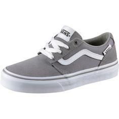 Vans Chapman Stripe Sneaker Kinder frost gray