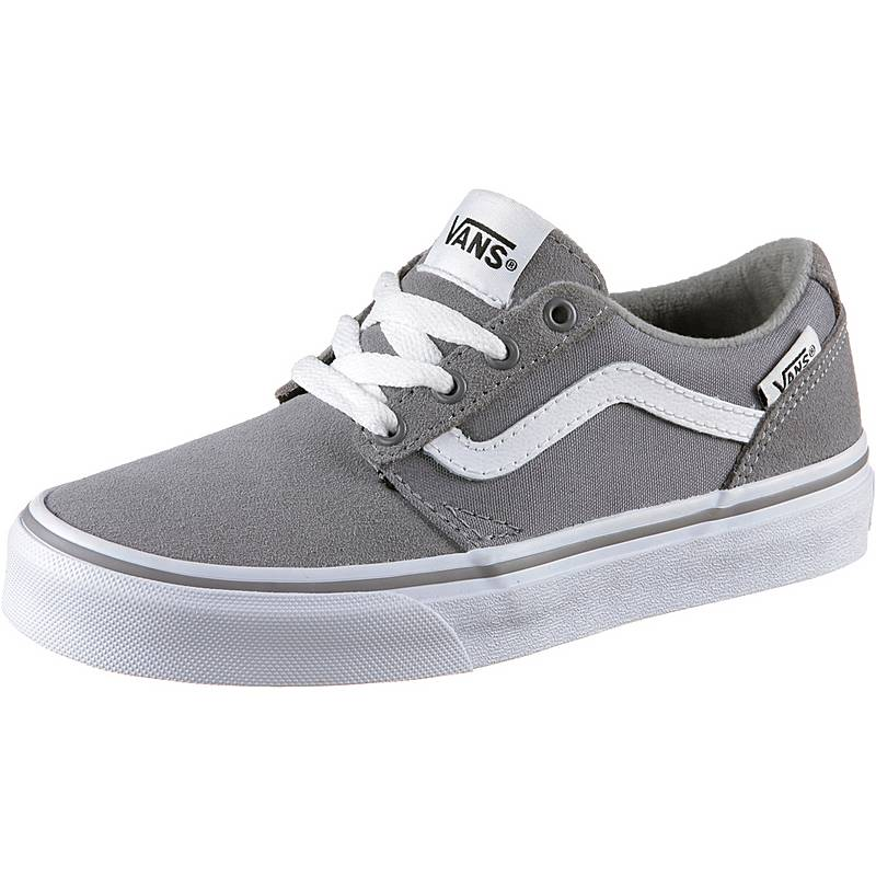 huge discount a7bb1 c8a23 VansChapman Stripe SneakerKinder frost gray