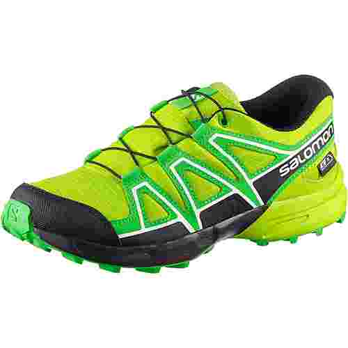 Salomon SPEEDCROSS Multifunktionsschuhe Kinder lime-green