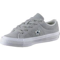 CONVERSE On Star Sneaker Kinder wolf grey-white-navy