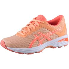 ASICS GT 1000 Laufschuhe Kinder APRICOT ICE-FLASH CORAL-CANTELOUPE
