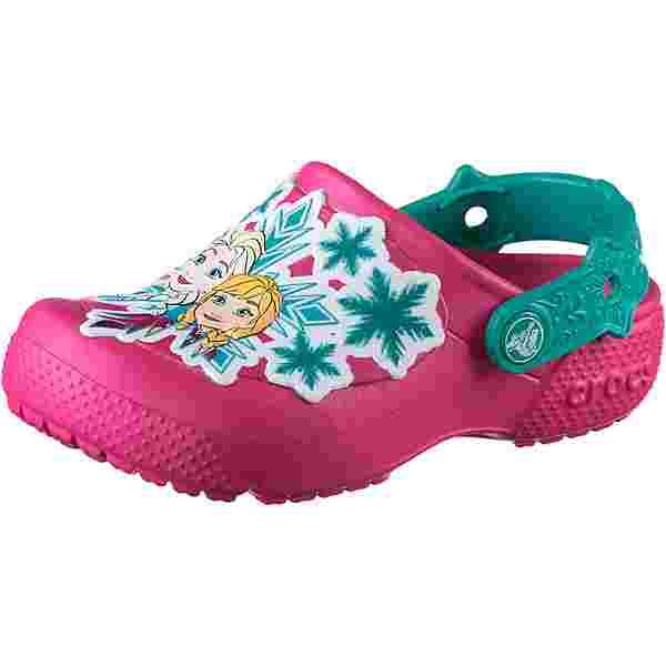 Crocs CROCS FUN LAB FROZEN CLOG Sandalen Kinder candy pink