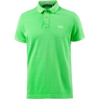 Superdry Poloshirt Herren surge green