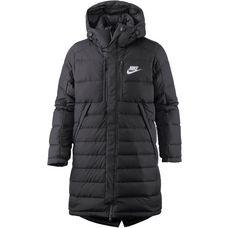 Nike Parka Herren black-black-white