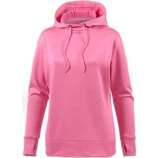 unifit Laufhoodie Damen pink
