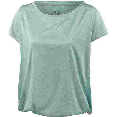unifit Oversize Shirt Damen blau