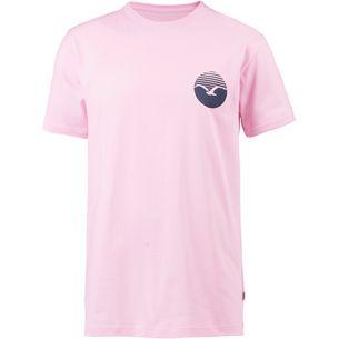 Cleptomanicx Sunrise 2 T-Shirt Herren Ballerina Pink