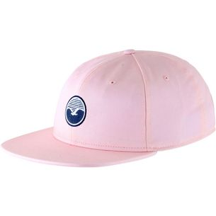 Cleptomanicx Patch Cap Ballerina Pink