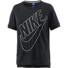 Nike T-Shirt Damen black