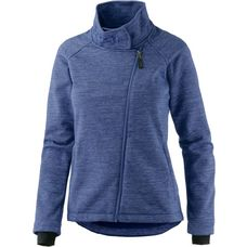 Bench BONDED FUNNEL Snowboardjacke Damen BLUE DEPTHS