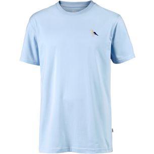 Cleptomanicx Embro Gull T-Shirt Herren Light Blue
