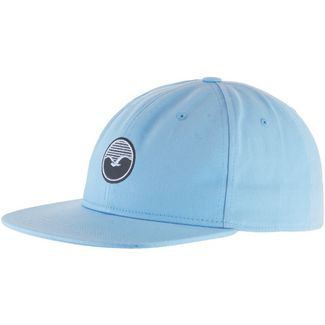 Cleptomanicx Patch Cap Light Blue