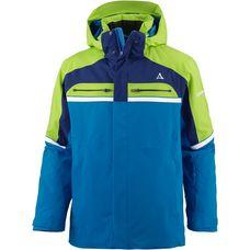 Schöffel Bergamo Skijacke Herren blau/grün