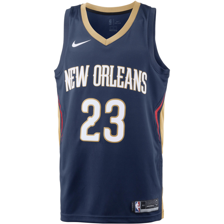 Image of Nike ANTHONY DAVIS NEW ORLEANS PELICANS Basketballtrikot Herren