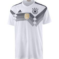 adidas DFB WM 2018 Heim Fußballtrikot Herren white/black