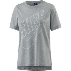 Nike T-Shirt Damen grey