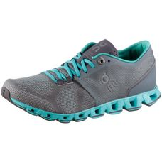 ON Cloud X Laufschuhe Damen gray-atlantis