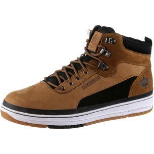 K1X GK3000 Sneaker Herren dark honey/fur