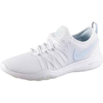 Nike Fitnessschuhe Damen white-glacier blue